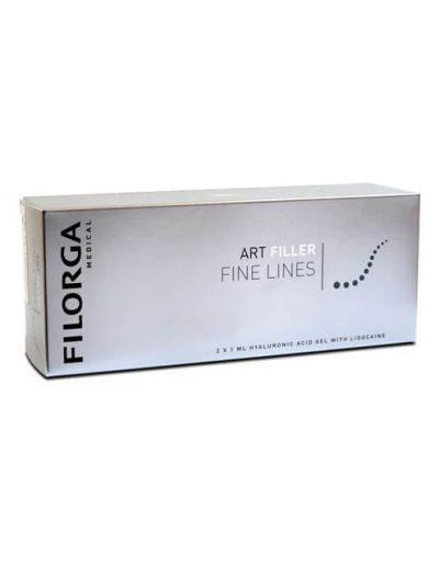 FILORGA FINE LINES LIDOCAINE